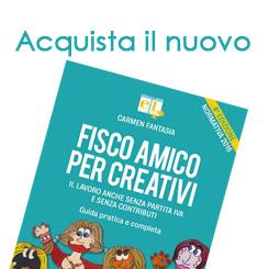 Acquista il libro Fisco Amico per Creativi