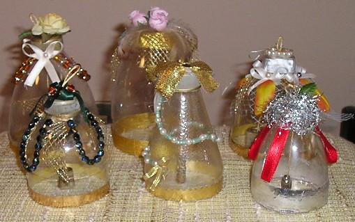 Lavoretti Di Natale Per Bambini Con Bottiglie Di Plastica.Campane Natalizie Riciclo Creativo A Cura Di Enza