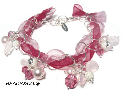 Braccialetto Pink Dolly