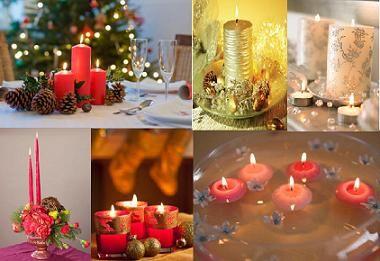 Esempi di candele  un idea della varietà che si possono creare. 717281be550b