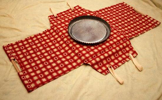 Idee Cucito Per La Casa : Cucito creativo porta torta per il picnic di l rozzoni