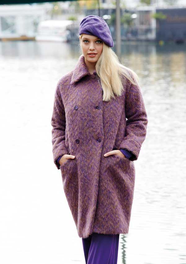 tutorial x accorciare un cappotto donna