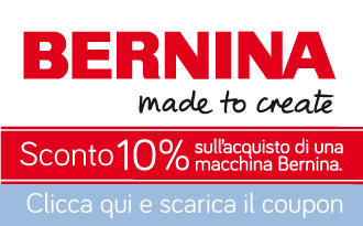 Coupon Sconto Bernina