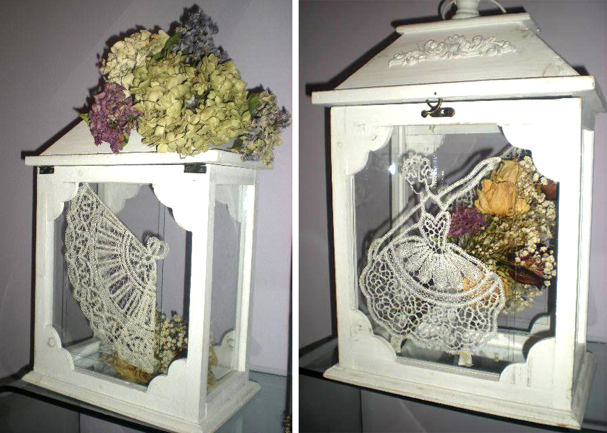 Come conservare il bouquet del matrimonio - Decorare lanterne ...