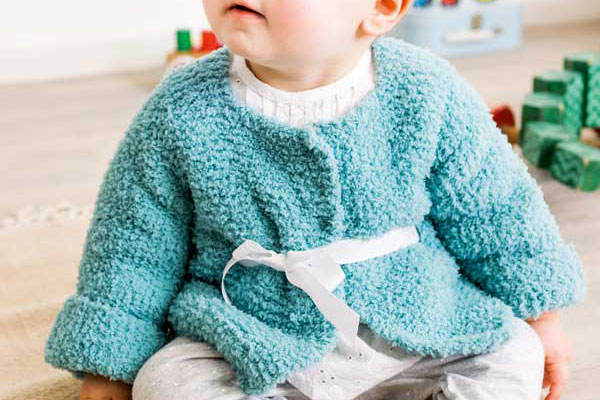 Tutorial Maglia Per Bambini Hobbydonnait