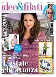 bbc5934a8e3b Uncinetto  Come realizzare un abito all uncinetto (Lane Mondial ...