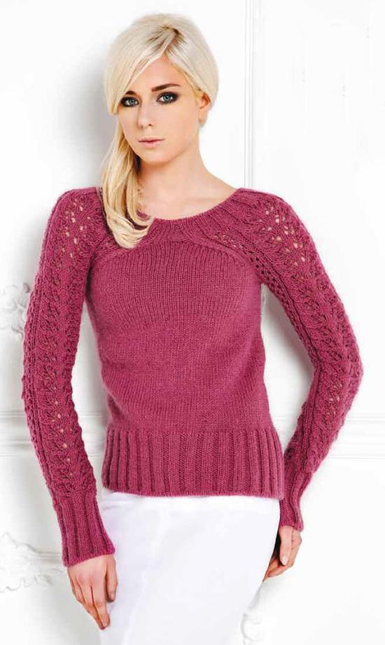 Tutorial maglia per l'Autunno Inverno Hobbydonna.it