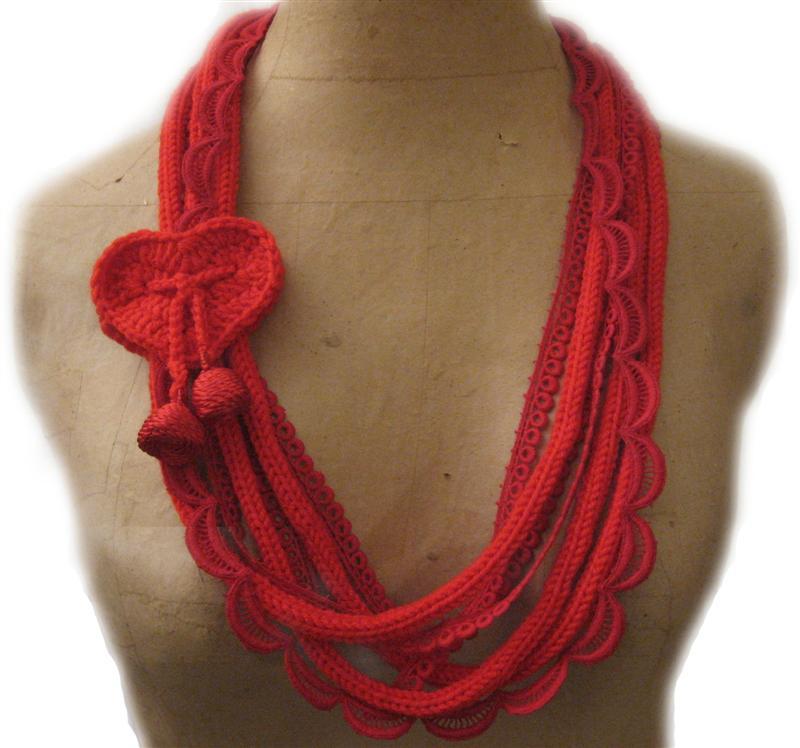 Tutorial Per Realizzare Una Collana Di San Valentino Hobbydonnait