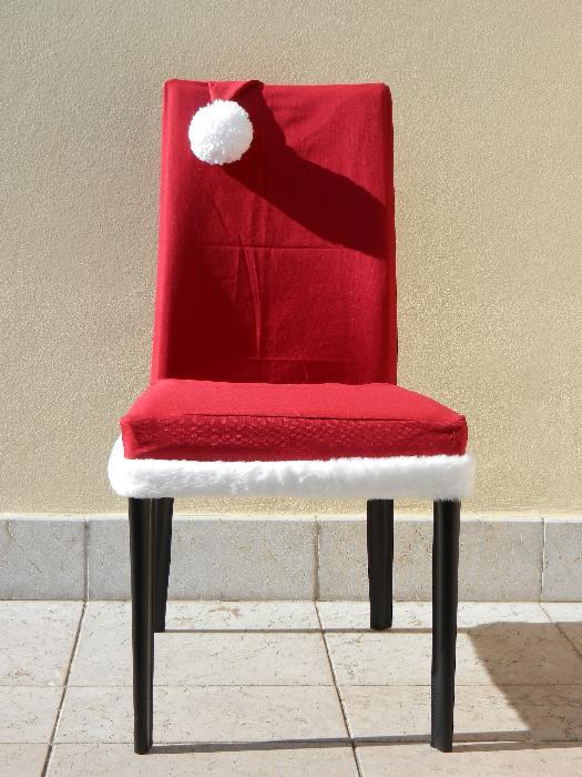 Natale copri sedia natalizio di m corazzina - Coprisedia natalizi ...