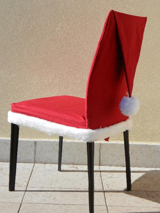 abbastanza Natale: Copri sedia natalizio (di M. Corazzina) - Hobbydonna.it WR28