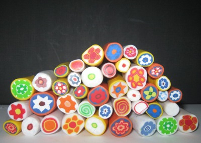 Murrine Millefiori