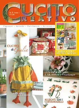 Ottobre 2007 cucito creativo facile for Tutorial cucito creativo facile