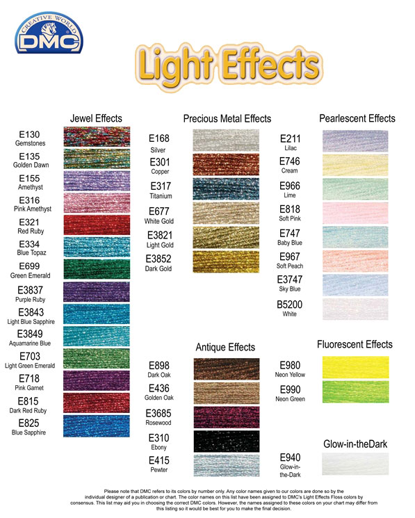 Light-Effects-Color-Card