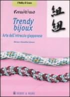 Kumihimo. Trendy bijoux. Arte dell\'intreccio giapponese