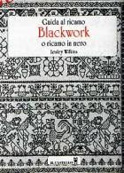 Guida al ricamo Blackwork o ricamo in nero