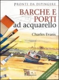 Barche e porti ad acquarello