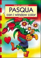 Pasqua  con i Window color