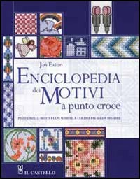 Enciclopedia dei motivi a punto croce